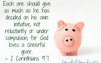Kiva Giving